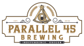 Parallel 45 Brewing Logo